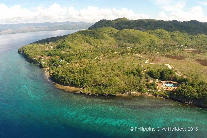 Philippines dive holidays - Magic oceans dive resort ...